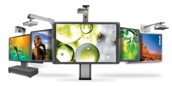 применения интерактивного оборудования