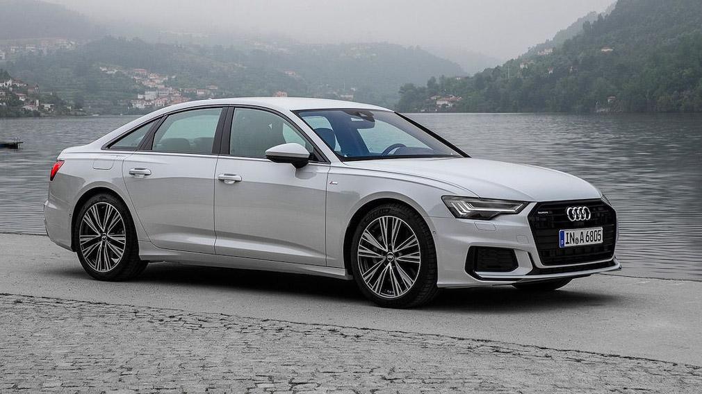 Audi в России дала старт продажам новой модификации седана